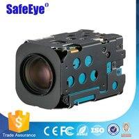 Free shipping SONY SONY FCB EX1000 & FCB EX1000P 36x Color Block Camera PAL NTSC zoom camera module
