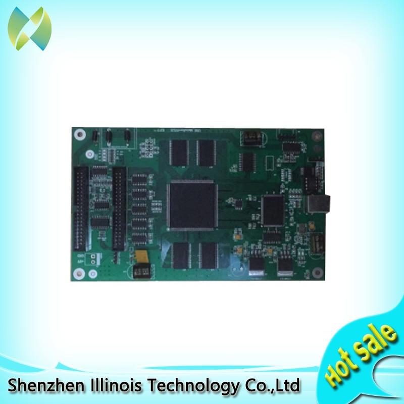 Zhongye digital printer mother board for seiko 510/1020 printhead main board green