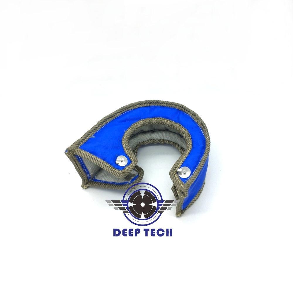 Image 4 - T3 Turbo Blanket Heat Shield Barrier Turbocharger Cover Wrap Turbine House Blanket GT