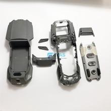 Оригинальный корпус DJI Mavic 2 Pro/Zoom, Верхняя Нижняя часть корпуса, средняя рамка, маленькая крышка, карданный держатель, передняя крышка для зам...