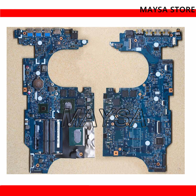 14206-1 Fit FOR ACER ASPIRE VN7-591G Laptop Motherboard HADES_HBS 448.02W03.0011 NBMQL11006  i5-4210H CPU WITH GTX860M GPU14206-1 Fit FOR ACER ASPIRE VN7-591G Laptop Motherboard HADES_HBS 448.02W03.0011 NBMQL11006  i5-4210H CPU WITH GTX860M GPU