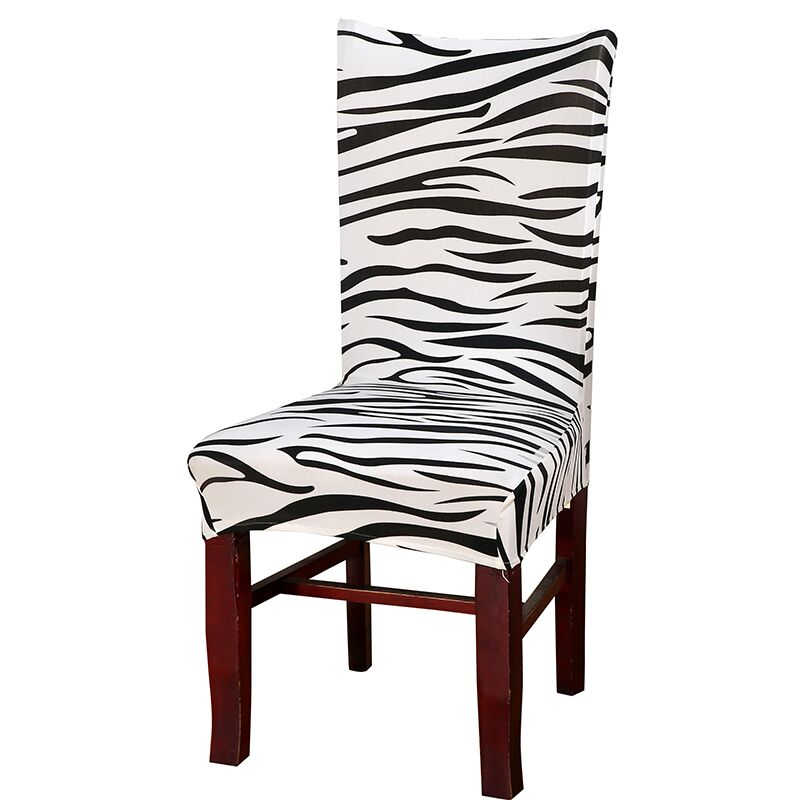 Fantastic Us 6 8 Universal Flower Printing Simple Life Spandex Stretch Polyester Spandex Chair Covers For Weddings Hotel Home Decor Decoration In Chair Cover Andrewgaddart Wooden Chair Designs For Living Room Andrewgaddartcom