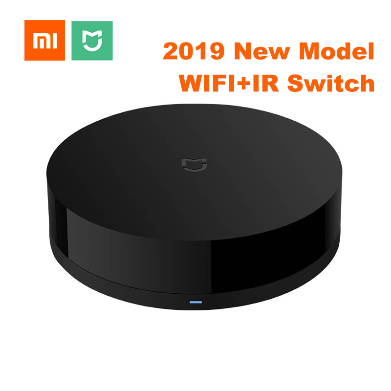 Xiaomi AI Function Xiaomi Universal Smart Remote Controller Home Appliances WIFI+IR Switch 360 Degree For Air Conditioner TV
