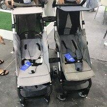 3 шт. муфта втулка в коляски для Детское yoya соединитель коляски адаптер сделать YOYO в коляска для близнецов