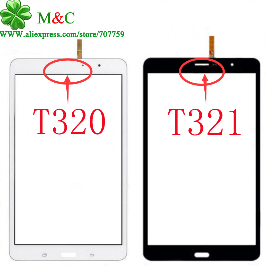 OEM T321 T320 Touch Panel For Samsung Galaxy Tab Pro 8.4 T320 & T321 T325 Touch Screen Digitizer Glass Panel With Tracking