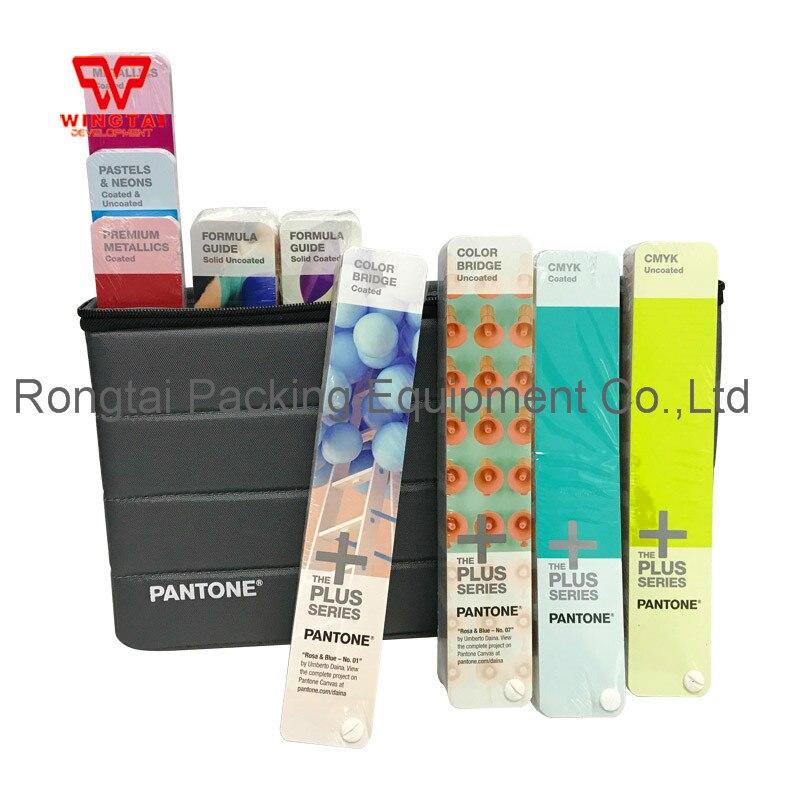 все цены на USA Original Pantone Portable Guide Studio GPG304N(9 books one set)