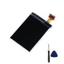 Original Phone LCD For Nokia 5130 5000 C2 01 5220 3610 5220 7100S 7210C 2700 2730 LCD Display Screen + tools