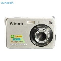 Ouhaobin 500 м CMOS Мини Камера HD 18 Мега Пиксели 2.7 дюймов Камера TFT ЖК-дисплей Экран 720 P цифровой Камера фотографии Детский подарок oct26