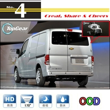 Car Camera For Chevrolet City Express High Quality Rear View Back Up Camera For PAL / NTSC Use   CCD + RCA