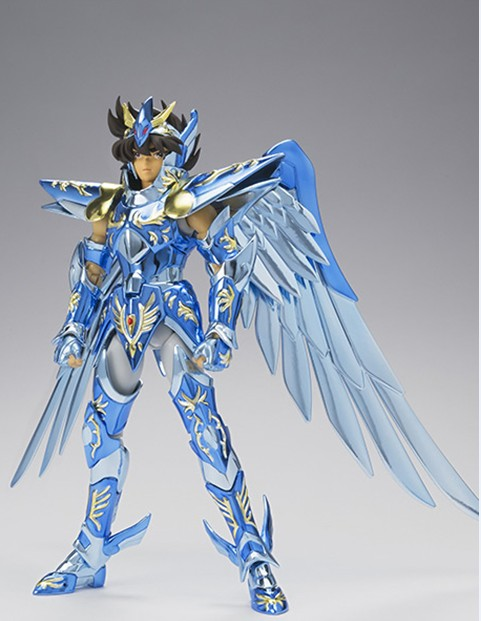 MODEL FANS PRE-SALE GreatToys Great toys EX bronze Saint Pegasus Seiya god cloth 10th  metal armor Myth Cloth Action Figure in stock free shipping saint seiya gt great toys model cloth myth ex v3 saint seiya pegasus mito pano ex action metal cloth