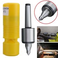 1pc MT3 Lathe Live Center Morse Taper Bearing Steel Long Nose CNC Lathe Turning Tool Precision