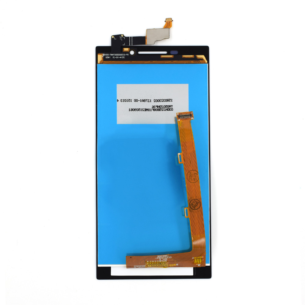 Cell Phones Replacement Parts for <font><b>Lenovo</b></font> <font><b>P70</b></font> Complete <font><b>Display</b></font> Touch Digitizer Screen [NO Screen Frame] image