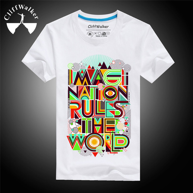 2015 Shirt Designs | 2015 Latest Cotton T Shirt Design For Summer Stylish White Mens