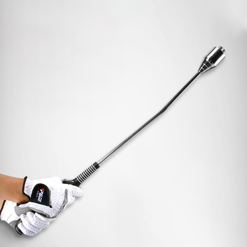 PGM Golf Swing Rod Golf Swing Trainer Training Auxiliary Stick Training Practice Rods pgm golf club sand bar practice special digging rod stainless steel knife back design wholesale