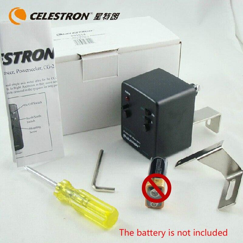 CELESTRON Général Électrique Moteur pour Celestron Télescopes Astronomiques Profession CG2 et CG3 70EQ/80EQ/90EQ/114EQ/127EQ/130EQ