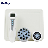 Radio Frequency Face Body Massager RF EMS Mesotherapy Electroporation LED Photon Rejuvenation Facial Mesoporation Beauty Machine