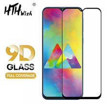 9D Curved Tempered Glass on the For Samsung Galaxy A50 A10 A30 Screen Protector M10 M20 M30 Protective Film