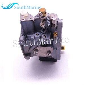 Image 5 - Outboard Motor 3303 812647T1 3303 812648T Carburetor Assy for Mercury Marine 2 stroke 4HP 5HP Boat Engine