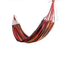 Portable Outdoor Daybed Lounger Airbed Garden Hammock Hang Bed Hammock Travel Beach Camping Swing Bed Sleeping Bag