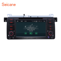 Seicane 7 Inch Android 7 1 Car Radio DVD Player GPS Navigation For 1998 2006 BMW