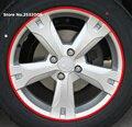 Car Reflective rim tape for Volkswagen  t4 t5 golf 4 golf 7 vw Jetta Gol Fox CrossFox Saveiro