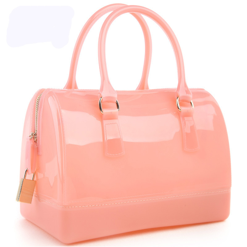 Silicon Jelly Handbags For Women 2017 New Candy Bag Fashion Las Designer Brand Bolsas Femininas Casual In Totes From Luggage Bags On