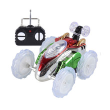 Small Remote Control Stunt Vehicle