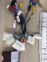 Canbus adaptor cable for Toyota , only for Yonghang brand units , CB004