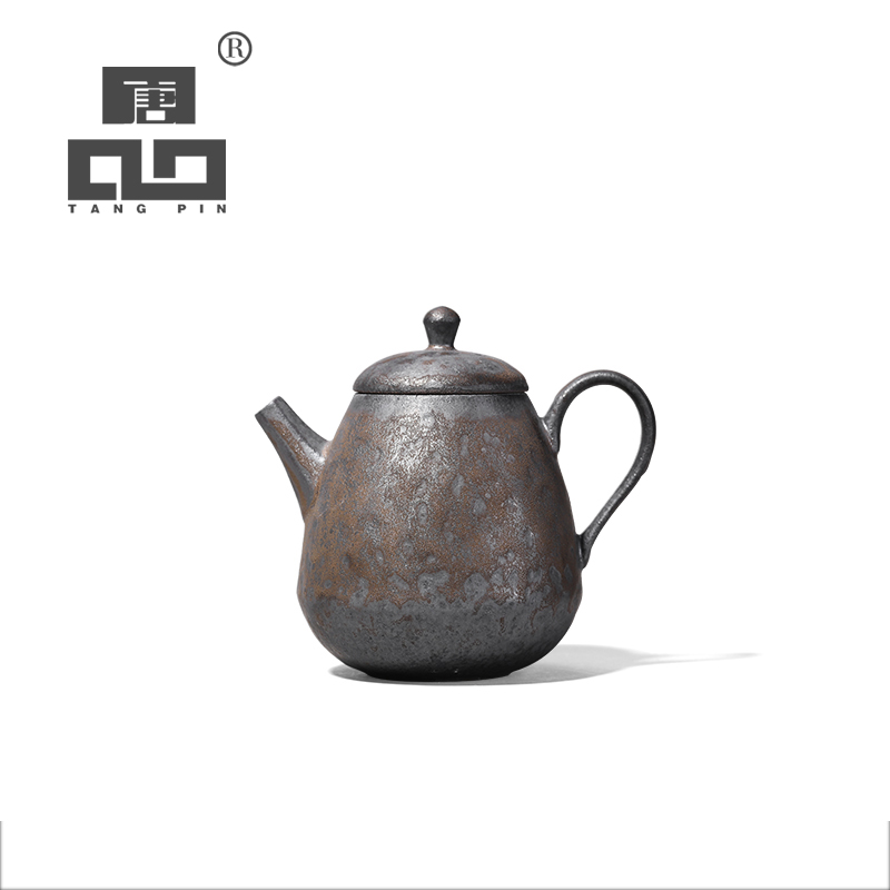TANGPIN ceramic teapot handmade tea pot chinese kung fu tea pot with gifts box 160mlTANGPIN ceramic teapot handmade tea pot chinese kung fu tea pot with gifts box 160ml