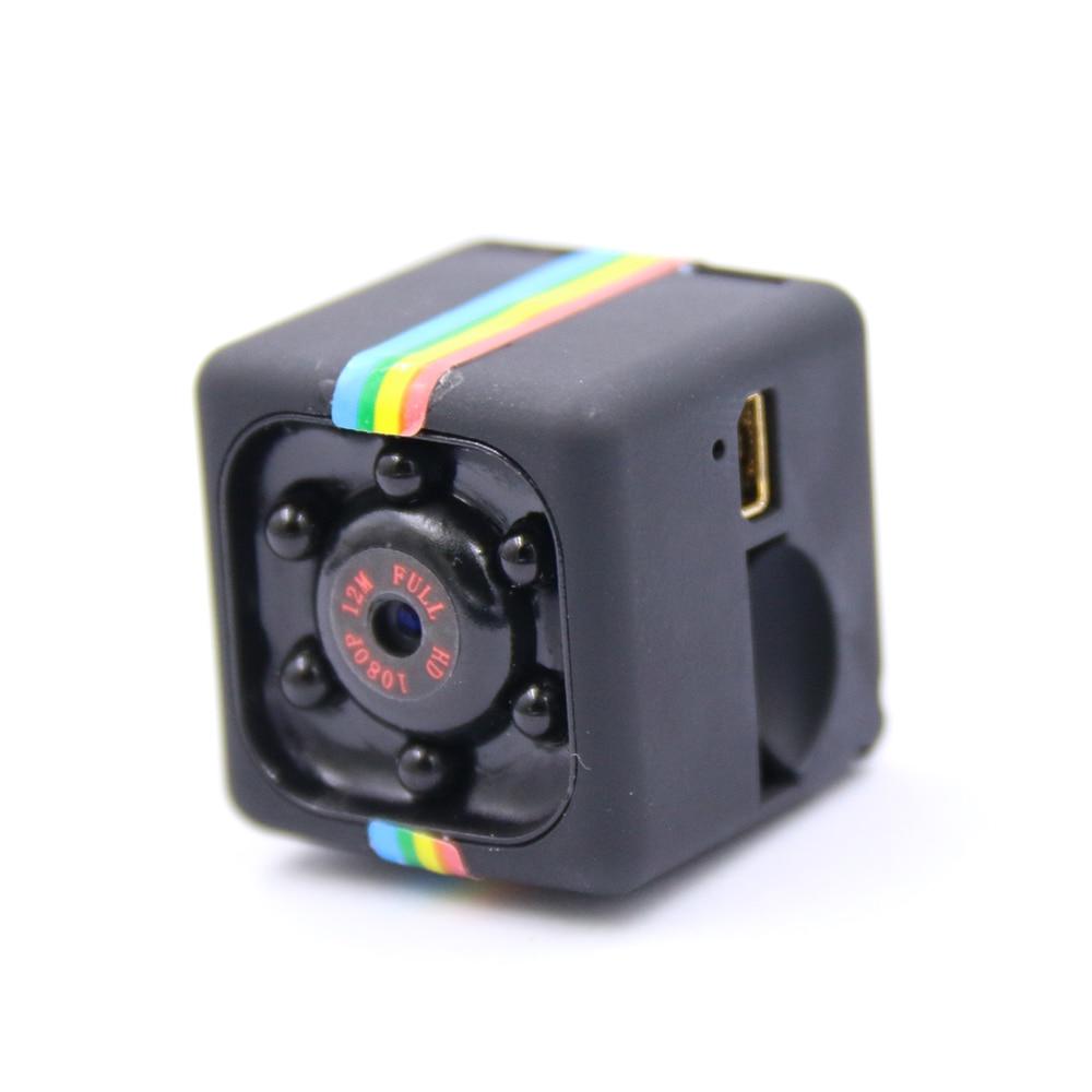 Free Shipping SQ11 1080P Mini Car Oculto DVR Camera Espiar Dash Nanny Camcorder IR Night Vision