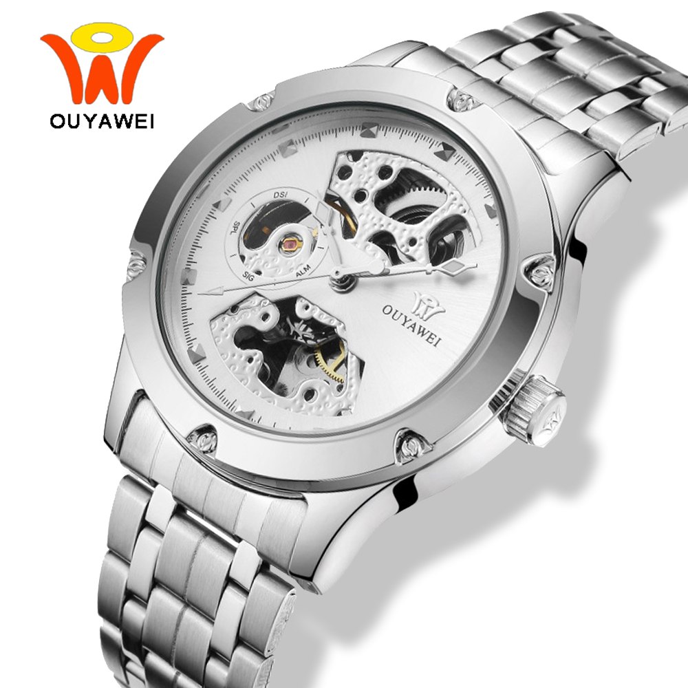 Ouyawei мужские автоматические - Мужские часы
