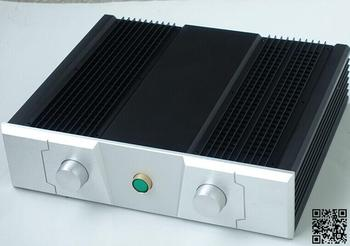 New  aluminum amp chassis /home audio amplifier case (size 442*114*365MM)