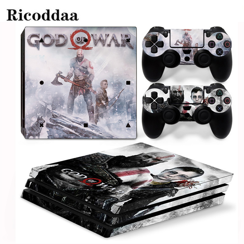Body Skin For PS4 Pro Console And Controllers Protective Skin Sticker For Sony Playstation 4 Pro Game AccessoryBody Skin For PS4 Pro Console And Controllers Protective Skin Sticker For Sony Playstation 4 Pro Game Accessory