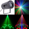LED Stage Lighting Music Active Moon Flower Club Disco DJ Party Lights(UK) Festival Party Landscape Light Outdoor Lighting