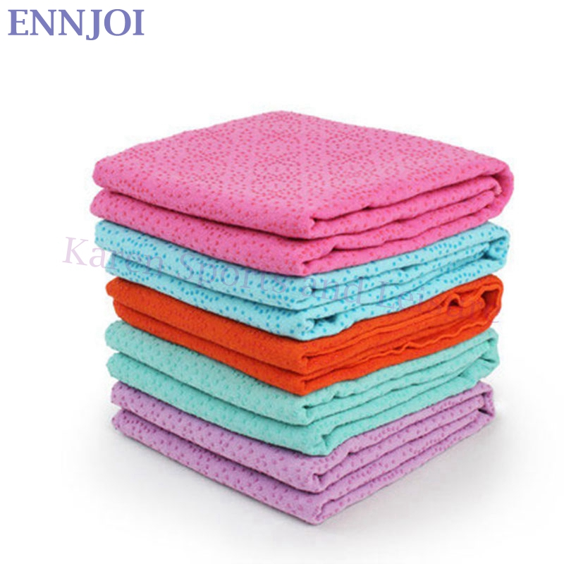 183*63cm High Quality Yoga Towel Sport Fitness Exercise Yoga Pilates Mat Cover Towel Sports Towel Non Slip Yoga Mats