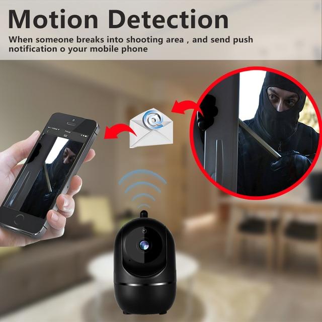 1080P Wireless IP Camera Cloud Wifi Camera Smart Auto Tracking Human Home Security Surveillance CCTV Network 3