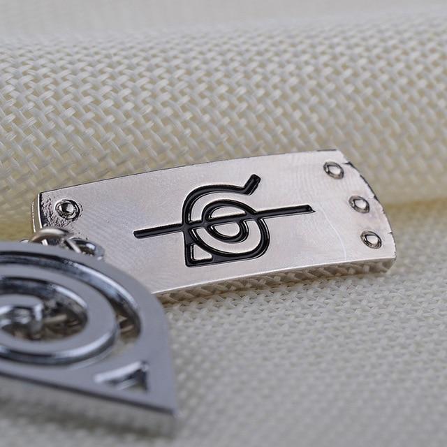 Naruto Konoha Keychain