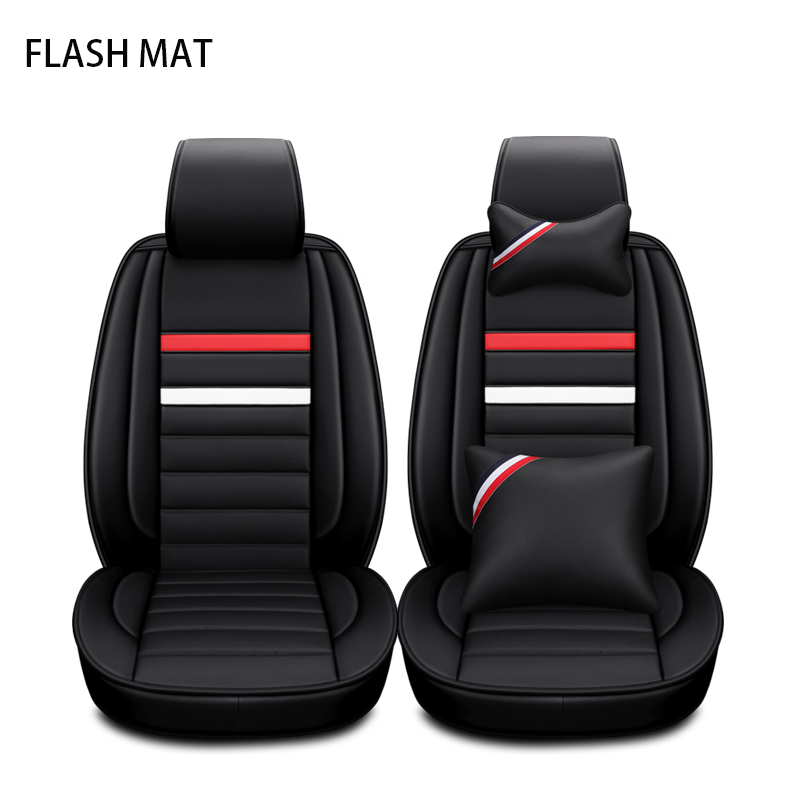 Universal car seat covers for kia ceed rio 3 spectra sportage 2018 picanto cerato k2 Auto accessories