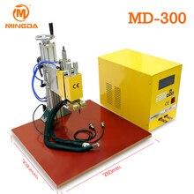 MINGDA MD-300 18650 Spot Welding Machine Good Connection 18KVA 110/220V Battery Spot Welder Machine 0.03-0.3mm Nicel Stripe