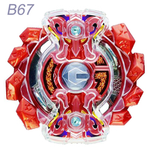 1pc New Beyblade B67 Metal Funsion 4D With Launcher And Original Box Spinning Top Gift Toys