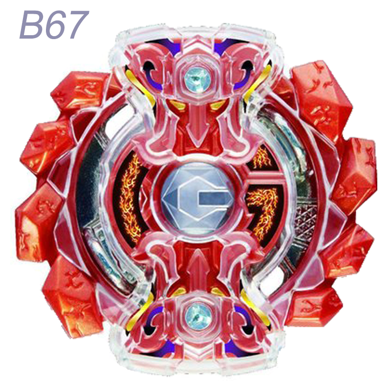 1pc New Beyblade B67 Metal Funsion 4D With Launcher And Original Box font b Spinning b