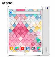 BDF nowy 10.1 Cal Tablet pc osiem rdzeni 1920*1200 IPS Android 7.0 4GB RAM 64GB ROM 3G połączenie telefoniczne podwójna karta sim Tablet 7 8 9 10 Tab