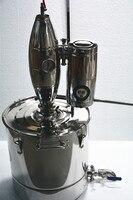 50L Home Brew Kit Moonshine Spirits Wine Alcohol Distiller Making