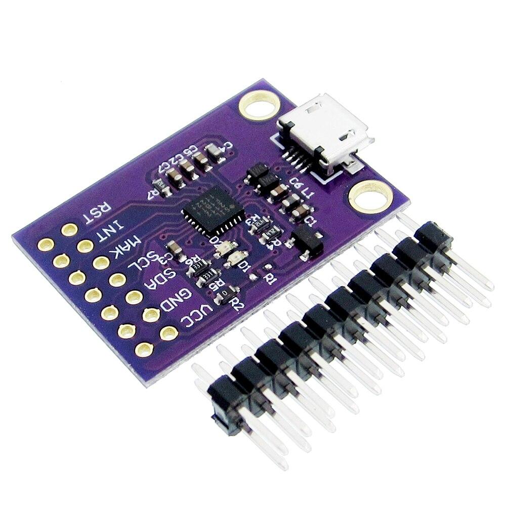 CJMCU-2112 CP2112 Evaluación para el CCS811 Placa de depuración USB a I2C comunicación