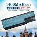 4400 мАч Аккумулятор для Ноутбука Acer TravelMate 7330 7230 7530 7530 Г 7730 7730 Г для Emachines E510 E520 G420 G520 G620 G720