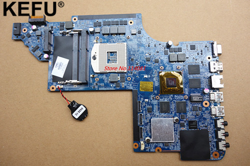 цена 655488-001 suitable for hp dv7 dv7-6000 Laptop Motherboard HM65 ,tested ok before send