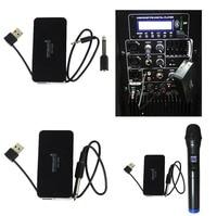 STARAUDIO 1Pc Professional DJ PA Universal Wireless Handheld Microphone USB Slot SG 1000