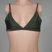 Swim Bra In Spandex Material For Ladies