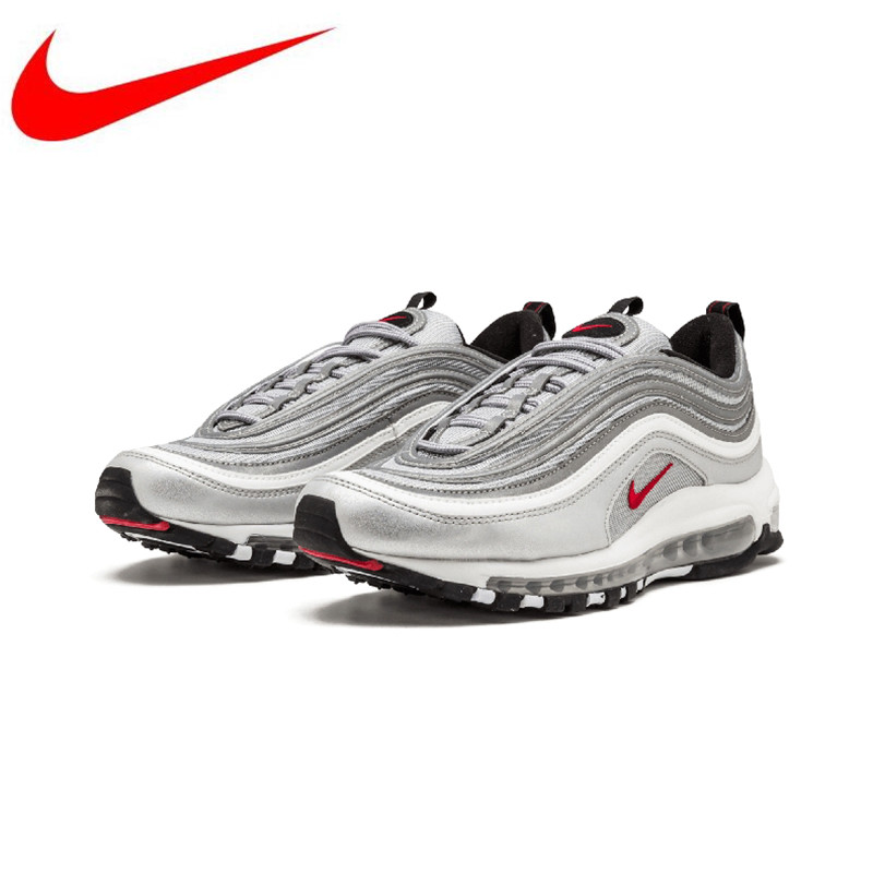 big sale 31fdb 7439d Nike RELEASE Men s Running Shoes 2017 Official Genuine Breathable Outdoor  Sports