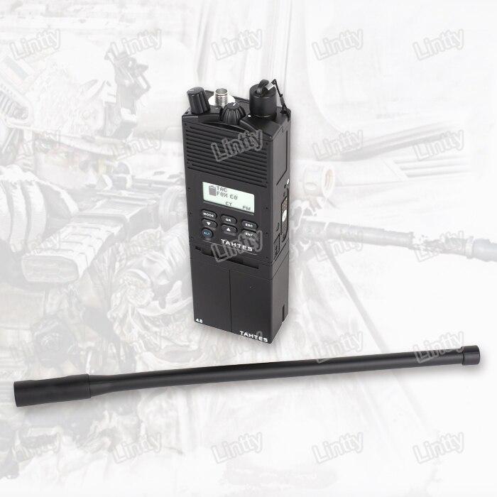 Tactical TRI AN PRC 148 MBITR Dummy Radio Case PRC 148 Black